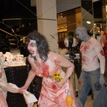 Zombies invade Bloomingdales