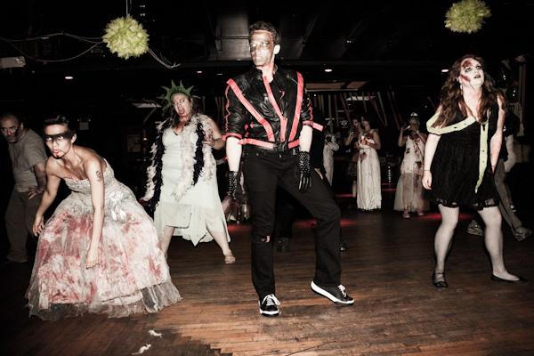 TTWNYC at Zombie Prom